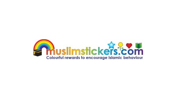 Muslim Stickers, reward chart and stamps