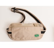 Anti theft waist bag / ihram belt