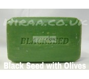 Black seed with olive